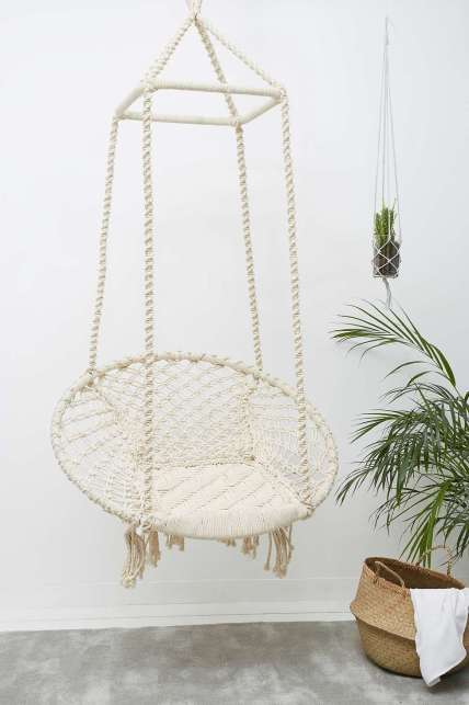 Macrame Home Decor // Hëllø Blogzine blog deco & lifestyle www.hello-hello.fr