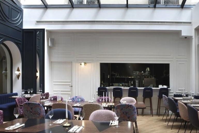 Hôtel Bachaumont // Hëllø Blogzine blog deco & lifestyle www.hello-hello.fr