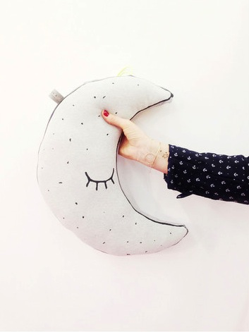 Lune phosphorescente Le Petit M