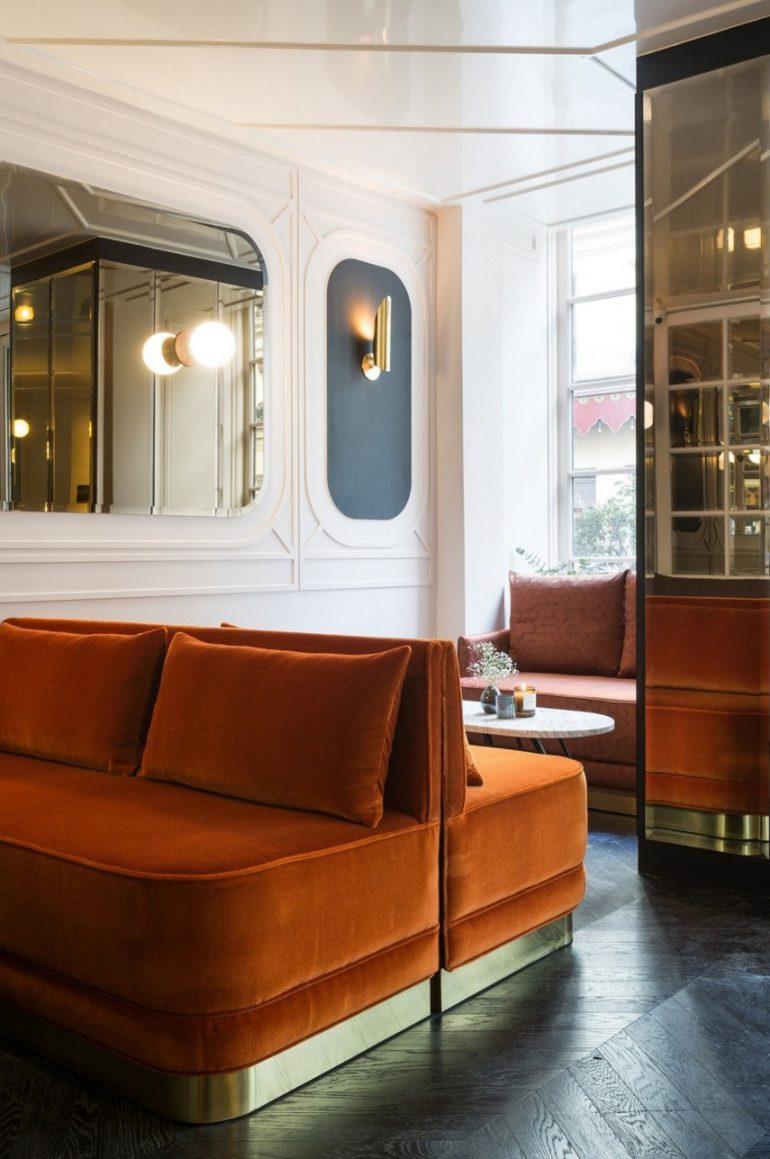 Meilleure déco d'hôtel, Hôtel Panache Paris // Hëllø Blogzine www.hello-hello.fr
