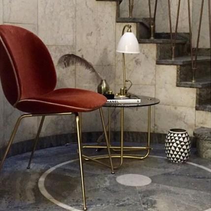 Beetle chair Gubi // Hëllø Blogzine blog deco & lifestyle www.hello-hello.fr