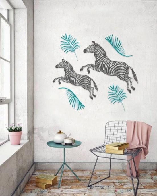 papermint la marque de papier peint parisienne arty. Black Bedroom Furniture Sets. Home Design Ideas