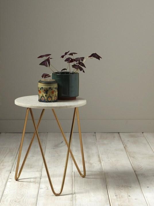 table en marbre// Hëllø Blogzine blog deco & lifestyle www.hello-hello.fr