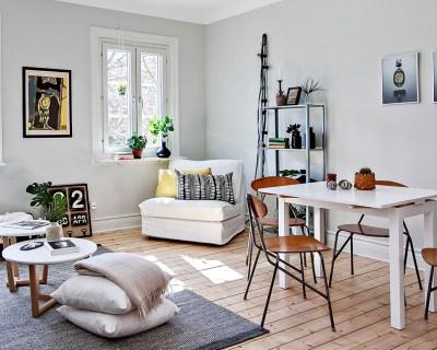 5 conseils pour décorer un premier appartement // Hëllø Blogzine blog deco & lifestyle www.hello-hello.fr