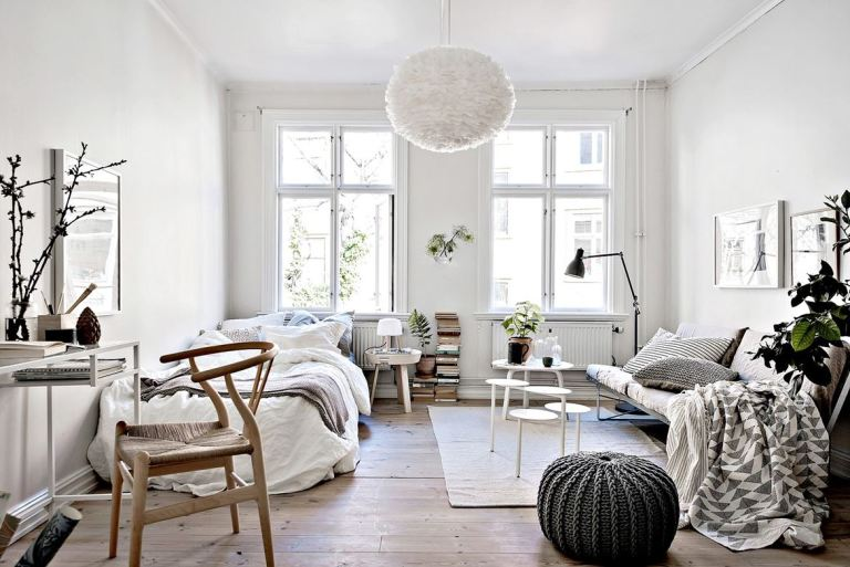Scandinavian Home Decor // Hëllø Blogzine blog deco & lifestyle www.hello-hello.fr