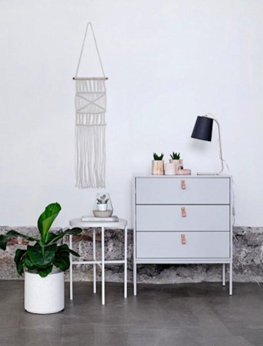 Tissages et Macramé déco murale pas cher // Hëllø Blogzine blog deco & lifestyle www.hello-hello.fr