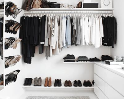 5 conseils pour ranger son dressing// Hëllø Blogzine blog deco & lifestyle www.hello-hello.fr