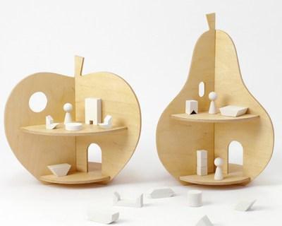 Maisons de Poupée Design et Originales - Modern Dollhouses // Hëllø Blogzine blog deco & lifestyle www.hello-hello.fr