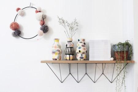 Boutique-Atelier, Aurélia Wolff fondatrice de Whole Paris // Hëllø Blogzine blog deco & lifestyle www.hello-hello.fr #atelier #teinture #boutique #tissage #paris #france #wholeconcept #ecofriendly