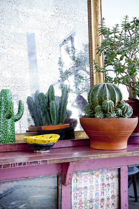 Tendances Déco 2017 // Hëllø Blogzine blog deco & lifestyle www.hello-hello.fr #deco #tropical #cactus #trends
