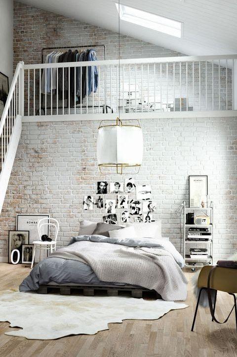 Merveilleux Faire Un Mur De Briques // Hëllø Blogzine Blog Deco U0026 Lifestyle Www.hello