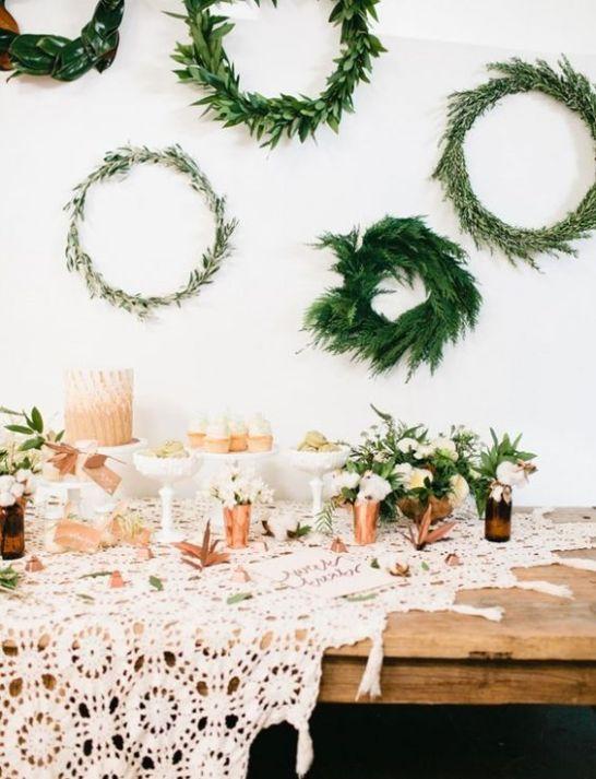Déco Mariage : Des Idées à Piquer pour chez Soi // Hëllø Blogzine blog deco & lifestyle www.hello-hello.fr #wedding #mariage #deco