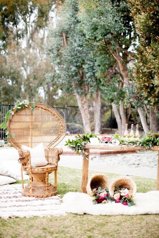 Déco Mariage : Des Idées à Piquer pour chez Soi // Hëllø Blogzine blog deco & lifestyle www.hello-hello.fr #wedding #mariage #deco #boho