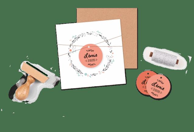 Cadeau personnalisable © My Dear Paper // Hëllø Blogzine blog deco & lifestyle www.hello-hello.fr #kids #gift #custom