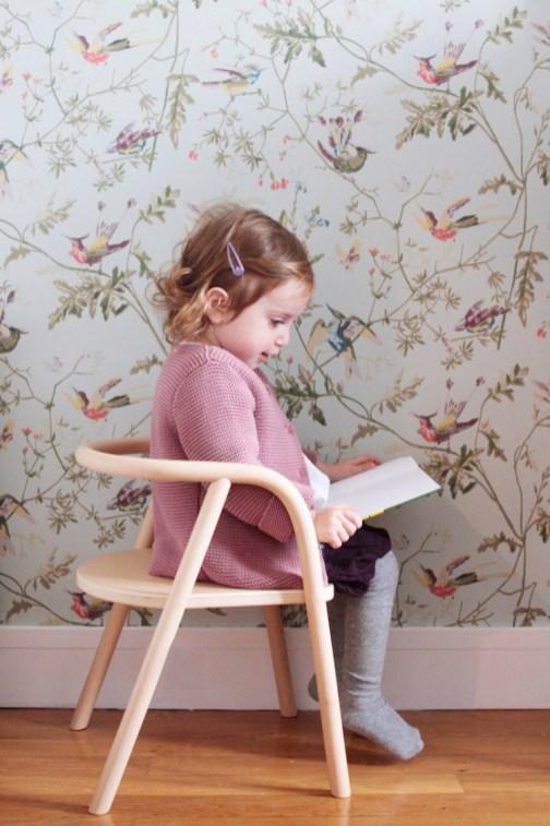Chaises enfant design // Hëllø Blogzine blog deco & lifestyle www.hello-hello.fr #chaises #chairs #kids #vintage #design