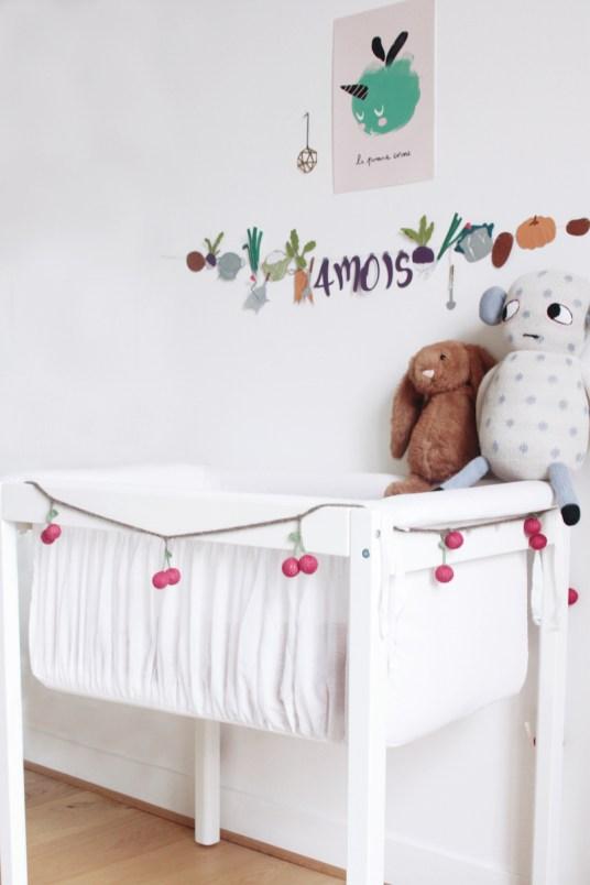 5 conseils pour une déco qui favorise le sommeil des bébés // Hëllø Blogzine blog deco & lifestyle www.hello-hello.fr #deco #enfant #bebe #baby #sommeil