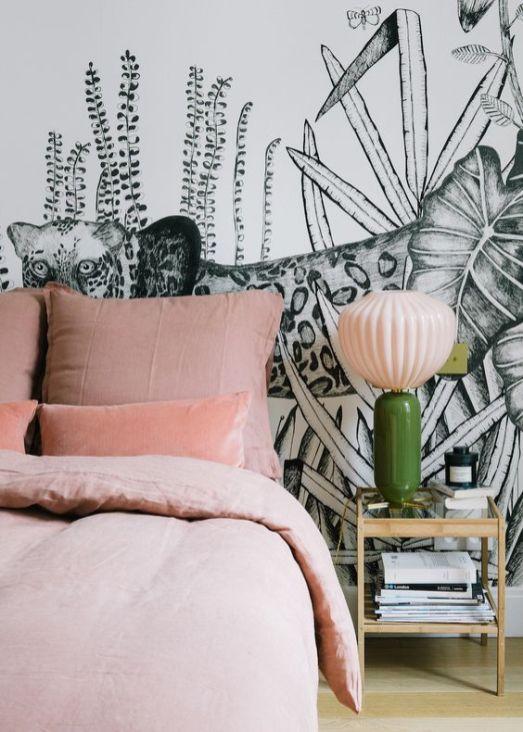 Tendance Déco Rose // Hëllø Blogzine blog deco & lifestyle www.hello-hello.fr #pink #rose #deco