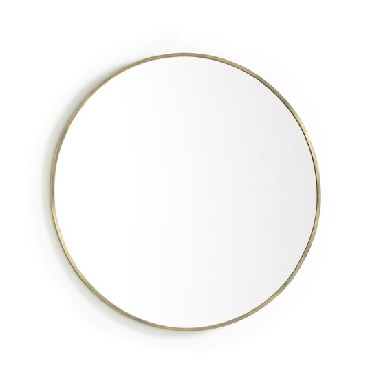 O acheter un miroir rond for Miroir rond ikea