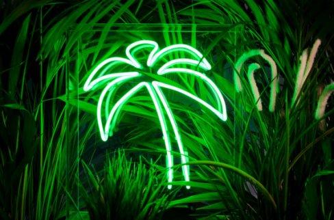 Neon Light // Hëllø Blogzine blog deco & lifestyle www.hello-hello.fr #neon #neonlight