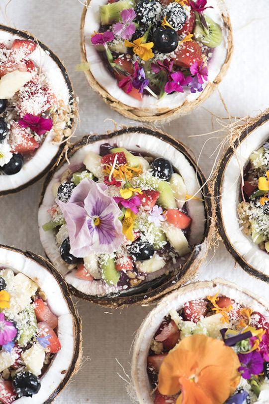 Bowl // Hëllø Blogzine blog deco & lifestyle www.hello-hello.fr #bowl #coconut #coconutbowl