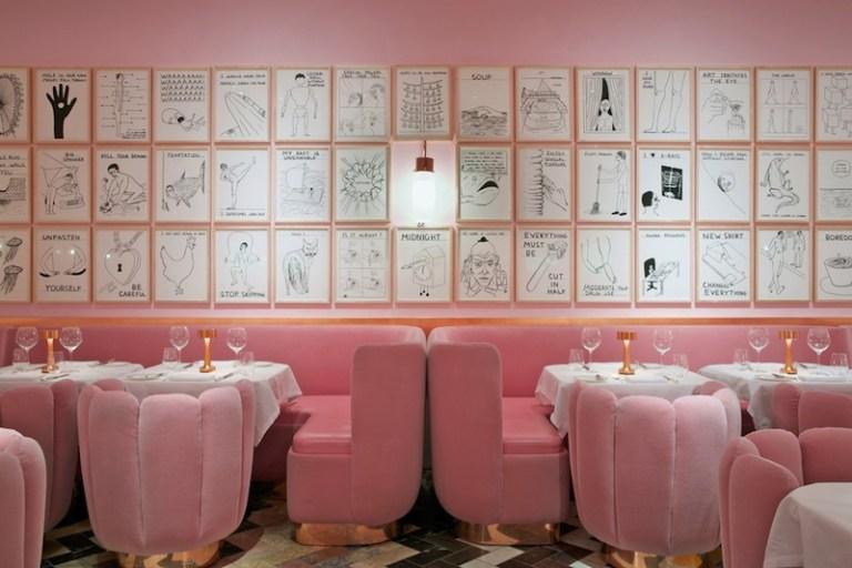 Tendance Rose Millennial Pink // Hellø Blogzine - www.hello-hello.fr #pink #rose #millennialpink #tendancedeco