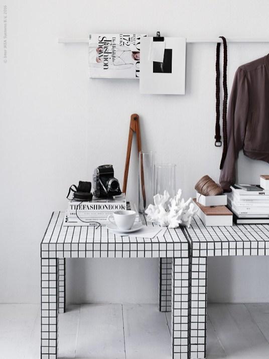Amazing Ikea Hacks // Hëllø Blogzine blog deco & lifestyle www.hello-hello.fr #ikeahacks #ikea #trendy