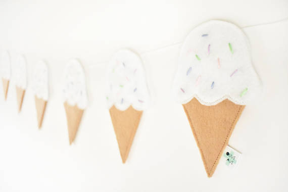 Ice Cream, Glace, Mode, Déco Enfant // Hëllø Blogzine blog deco & lifestyle www.hello-hello.fr #icecream #glace