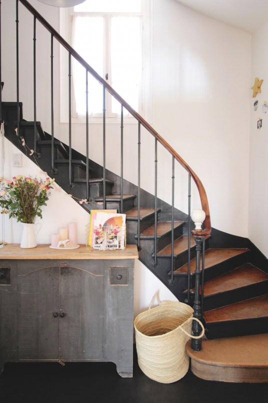Maison Meulière déco Rétro Chic // Hëllø Blogzine blog deco & lifestyle www.hello-hello.fr