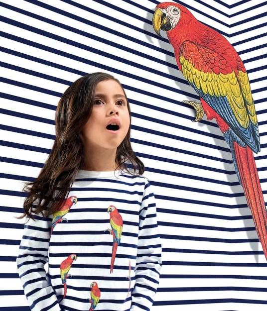 Collection capsule Deyrolle x Petit Bateau // Hellø Blogzine blog deco & lifestyle www.hello-hello.fr #deyrolle #petitbateau #collab #kidsfashion #kidsstyle
