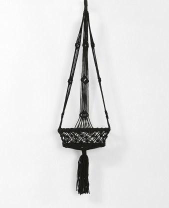 suspension-macrame-noir