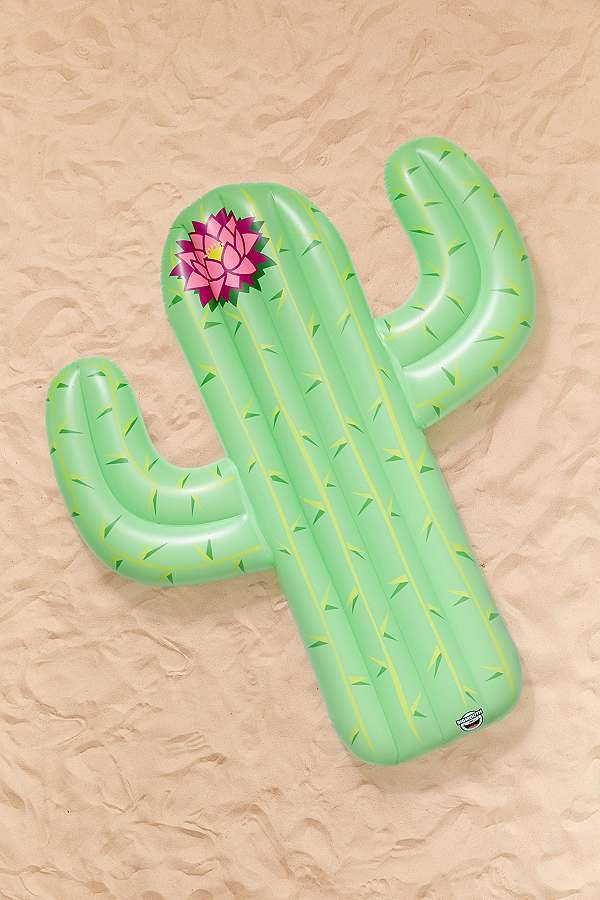 Cactus Pool Float // Hëllø Blogzine blog deco & lifestyle www.hello-hello.fr