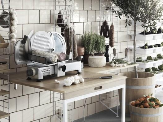 String system en cuisine // Hellø Blogzine, blog déco lifestyle www.hello-hello.fr
