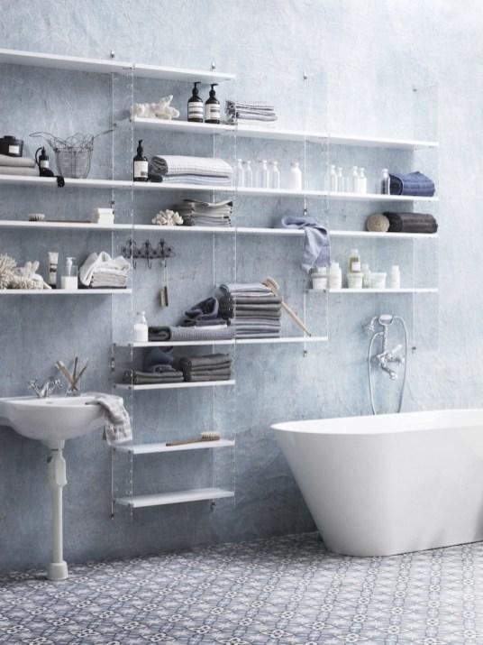 String system salle de bain // Hellø Blogzine, blog déco lifestyle www.hello-hello.fr