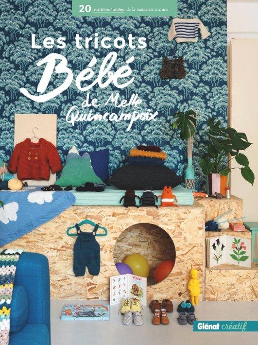 Jolis modèles de tricots trendy pour les bébés // Hëllø Blogzine blog deco & lifestyle www.hello-hello.fr