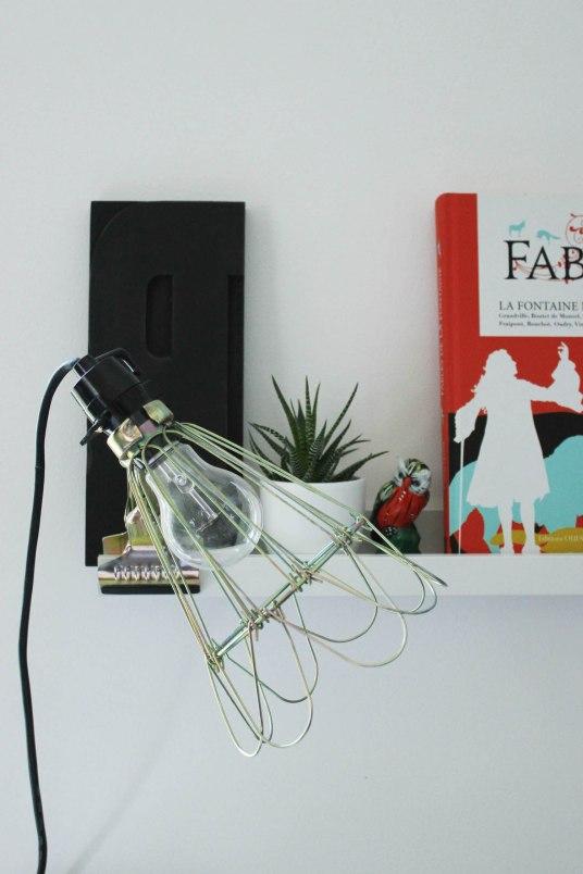 Chambre d'Ado Urban Jungle Lampe Baladeuse // Hëllø Blogzine blog deco & lifestyle www.hello-hello.fr