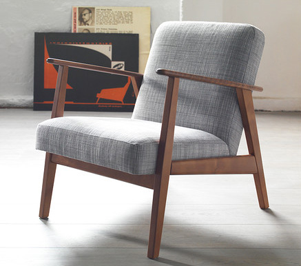 Fauteuil look vintage Ikea // Hëllø Blogzine blog deco & lifestyle www.hello-hello.fr
