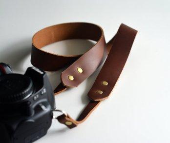 Lanière appareil photo - Cadeaux pour hipster // Hëllø Blogzine blog deco & lifestyle www.hello-hello.fr