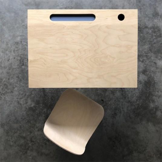 In2wood, bureau design pour enfant // Hellø Blogzine - Blog déco lifestyle - www.hello-hello.fr