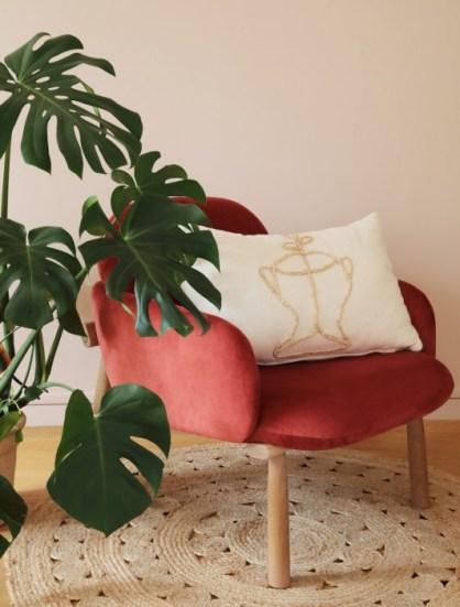 fauteuil Harto design x Hellø Blogzine