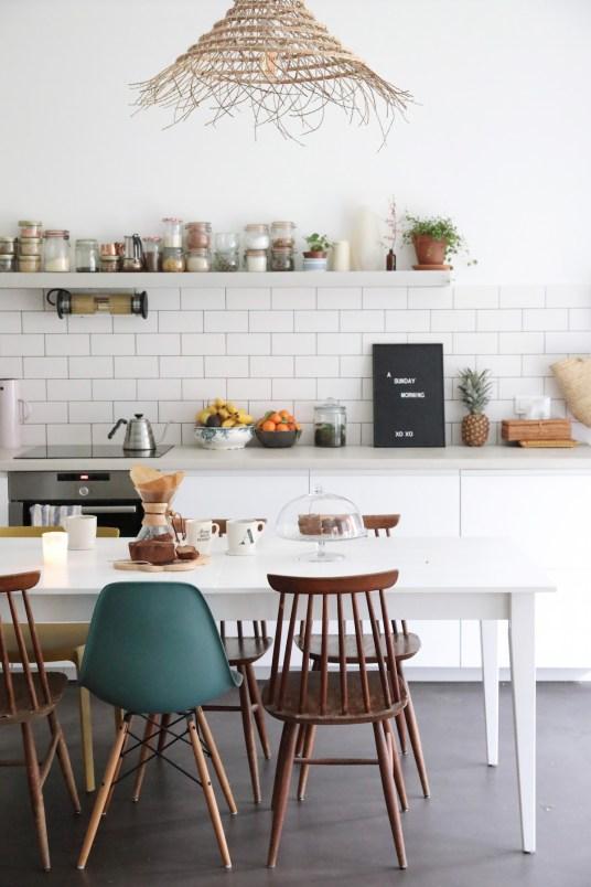 Le petit loft scandinave et vintage de Perrine et Alexis en région parisienne // Hëllø Blogzine blog deco & lifestyle www.hello-hello.fr