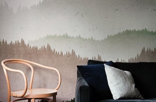 Où trouver des décors muraux et des papier-peint fresque // Hëllø Blogzine blog deco & lifestyle www.hello-hello.fr