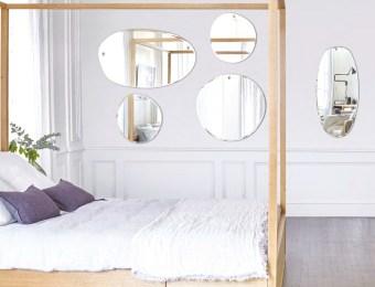 Les miroirs artisanaux M Nuance // Hëllø Blogzine blog deco & lifestyle www.hello-hello.fr