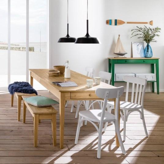 Table de salles à manger deco // Hëllø Blogzine blog deco & lifestyle www.hello-hello.fr