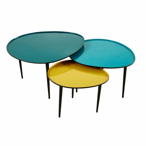 Tables basses déco apéro // Hëllø Blogzine blog deco & lifestyle www.hello-hello.fr