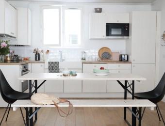 L'appartement parisien rétro et coloré de Valentine Richardson, créatrice de Bonjour Bambu // Hëllø Blogzine blog deco & lifestyle www.hello-hello.fr