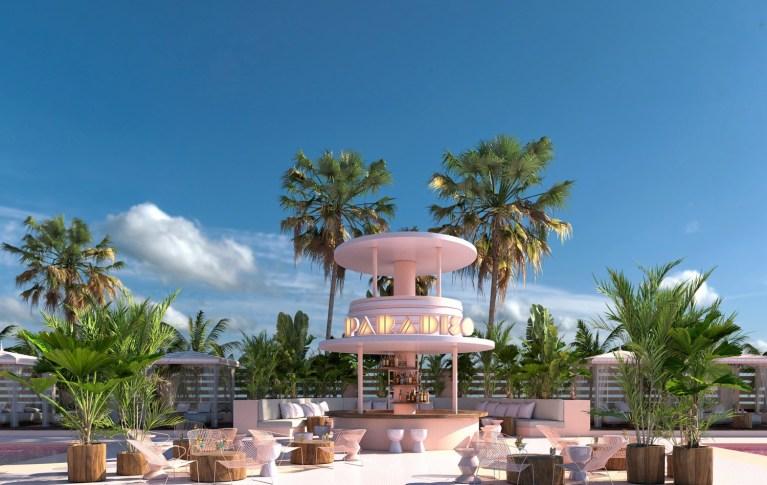 Ces hôtels ultra instagrammables qui nous font rêver Paradiso Art hotel // Hëllø Blogzine blog deco & lifestyle www.hello-hello.fr