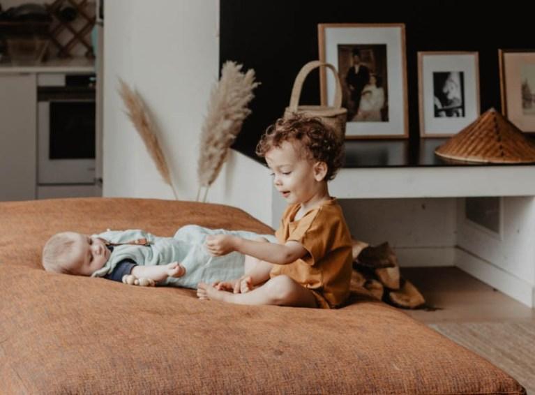 La maison slow life de Yasmine du blog Bonjour la smala // Hëllø Blogzine blog deco & lifestyle www.hello-hello.fr