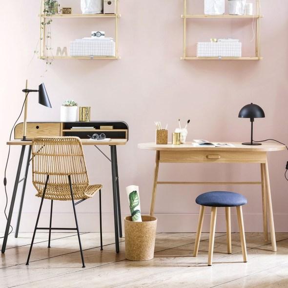 Gestylte Büros für einen gelungenen Schulstart // Hëllø Blogzine Deko & Lifestyle Blog www.hello-hello.  NS