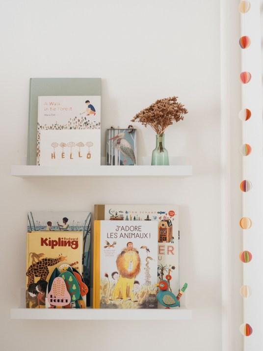 L'appartement scandinave et poétique de Nathalie du blog Thalieandco // Hëllø Blogzine blog deco & lifestyle www.hello-hello.fr