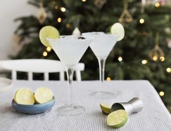 Cocktail d'hiver : Frozen Cointreau citron vert // Hellø Blogzine blog deco & lifestyle www.hello-hello.fr